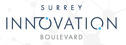 Surrey Innovation Boulevard's Video of Our VR Medical Simulation Work Logo
