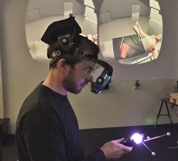 UploadVR Story: Virtual reality training simulator, PeriopSim, looks to train nurses and surgical staff before they enter the ER Logo