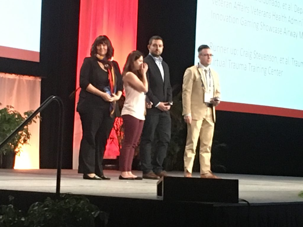 Conquer Mobile Wins Best in Show Award at IMSH2017 International Healthcare Simulation Conference